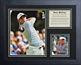 Rory McIlroy 11' x 14' Framed Photo Collage by Legends Never Die, Inc.
