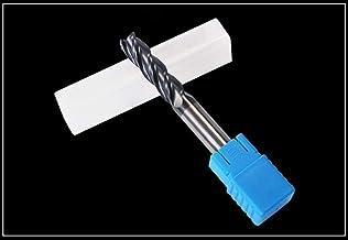 SSB-WUJIN, 1 stuk Endmill tol HRC50 4 dwarsfluit 4 mm 5 mm 6 mm 8 mm 10 mm hardmetalen legering fijne mill cutter metaal (...