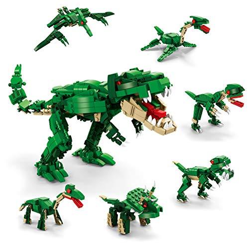 Lego Dinosaurio  marca JOYIN