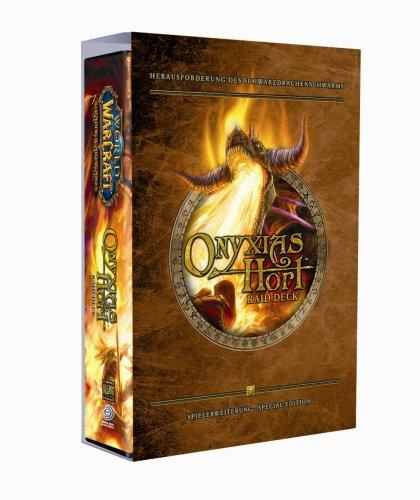 World of Warcraft Raid Deck - Onyxias Hort DT. [Edizione : Germania]