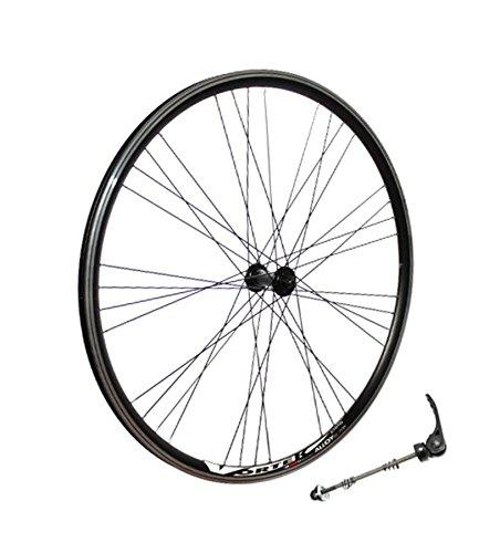 """Ridewill Bike - Rueda delantera para modelos MTB de 26"""" - Llanta de aluminio de 36 rayos (9x 4) - Color negro"""