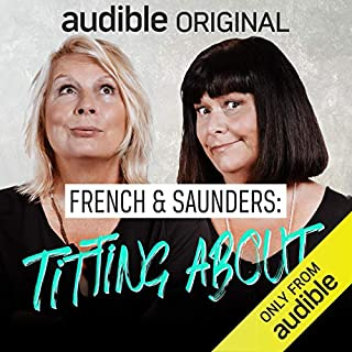 French & Saunders: Titting About cover art