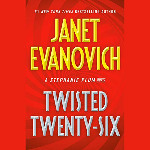 Twisted Twenty-Six audiobook cover art