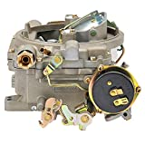 Edelbrock 1410 Performer Series Marine 750 CFM Square Bore 4-Barrel Air Valve Secondary Electric Choke New Carburetor