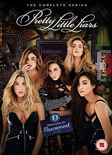 Pretty Little Liars - Seasons 1-7