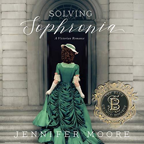 Solving Sophronia cover art
