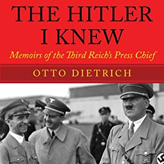 The Hitler I Knew audiobook cover art