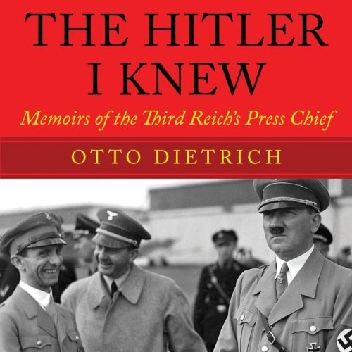 The Hitler I Knew audiobook cover art