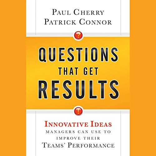 Couverture de Questions That Get Results