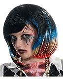 Horror-Shop Punk Rocker Parrucca Bambini Rocker