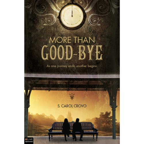 More than Good-bye audiobook cover art