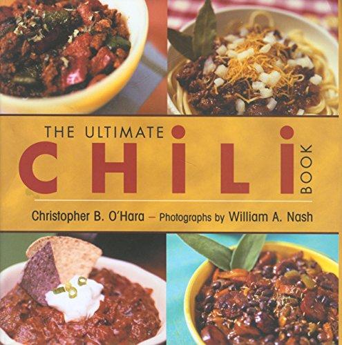Ultimate Chili Book Ws: A Connoisseur