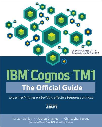 IBM Cognos TM1 The Official Guide (English Edition)