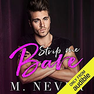 Strip Me Bare audiobook cover art
