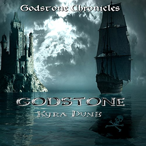 Godstone audiobook cover art