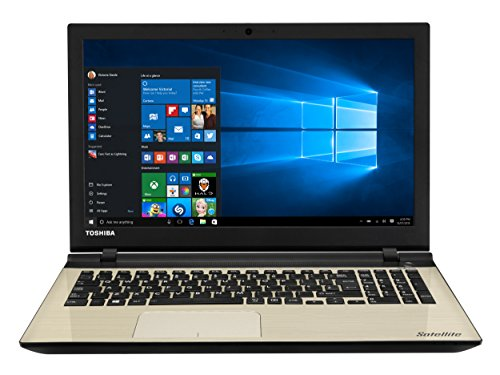 Toshiba Satellite L50-C-1KX - Ordenador portátil (i7-5500U, DVD Super Multi DL, Clickpad, Windows 10 Home, Ión de litio, 64 bits)