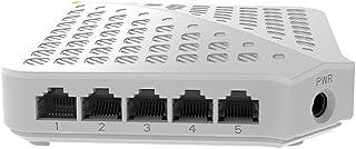 Tenda SG50 Switch di Rete Gigabit Ethernet (10/100/1000) Bianco