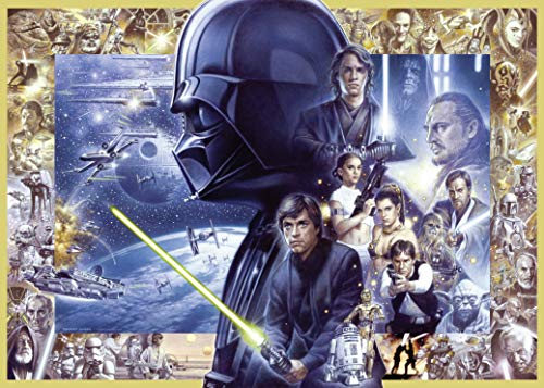 Ravensburger Star Wars Saga 1000pc Jigsaw Puzzle