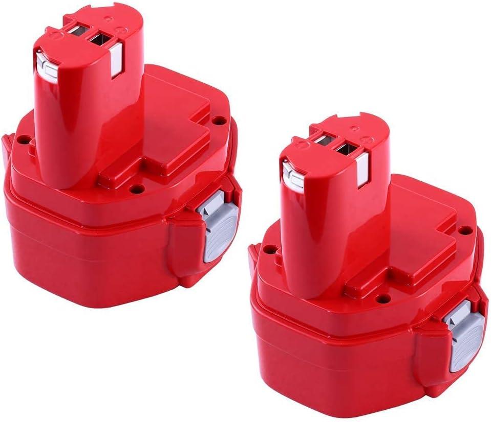 4.0Ah 1420 Battery Atlanta Mall Compatible with Makita 142 PA14 Outlet ☆ Free Shipping 14.4V