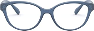 A|X Armani Exchange Women's AX3069 Cat Eye Prescription Eyewear Frames, Shiny