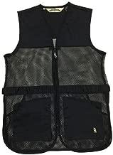Boyt Harness Dual Pad Shooting Vest, Black, Medium