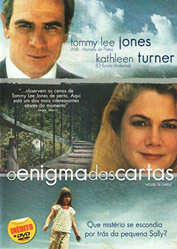 DVD O Enigma das Cartas Tommy Lee Jones