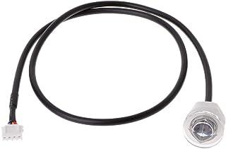 HELYZQ Sensor de nível líquido substituível tipo boia sensor de nível de água para tanque dispensador