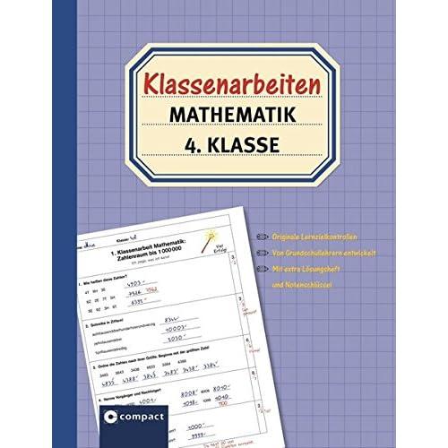 Mathe 4 Klasse: Amazon.de