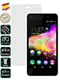 Movilrey Protector para Wiko Rainbow up Cristal Templado de Pantalla Vidrio 9H para movil