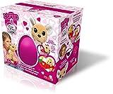Uovo Pasqua con bellissime sorprese Tante sorprese all'interno, tutte fashion! Chi Chi Love peluche, borsetta, e tanto altro