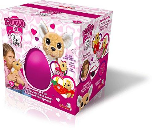 Simba- l'Uovo di Chi Chi Love, Colore Rosa, 7106600063