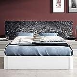 setecientosgramos Cabecero Cama PVC | WoodTreeII | Varias Medidas | Fácil colocación | Decoración Dormitorio (150x60cm)
