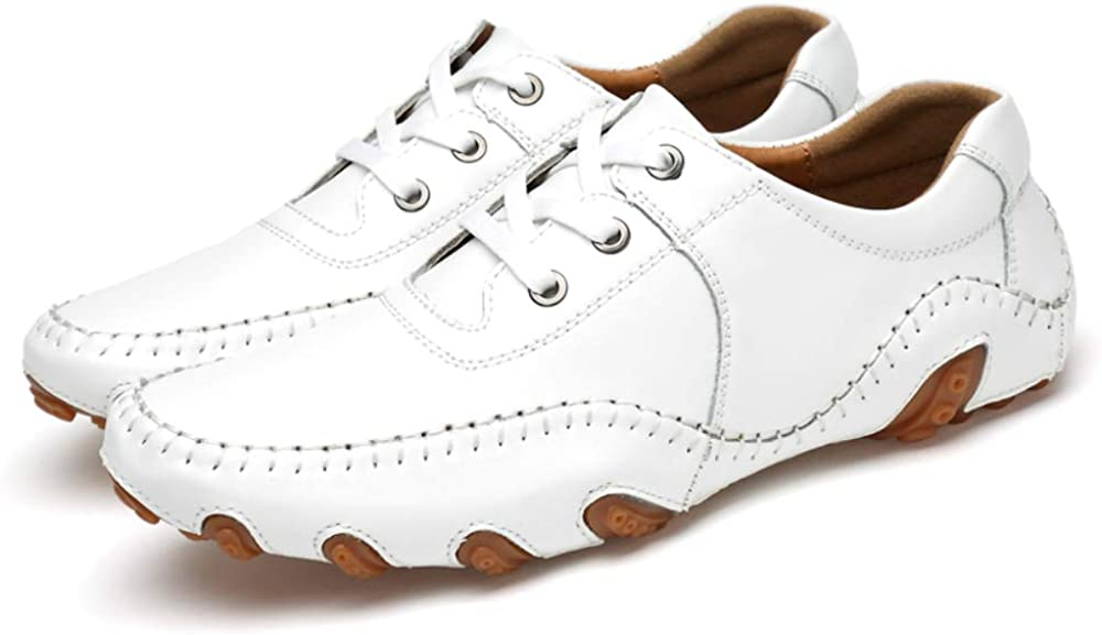 Our shop OFFers the Max 90% OFF best service Weisheng Men's Classic Fashion Golf Lightweight Leah Shoe Street