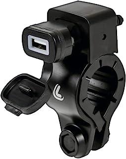 Lampa 38832 Motorrad USB Steckdose mit Lenkerbefestigung
