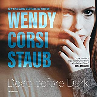 Dead Before Dark audiobook cover art