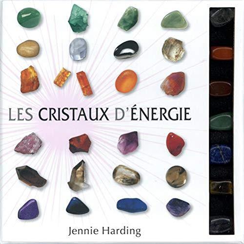 Les cristaux d'énergie (coffret)