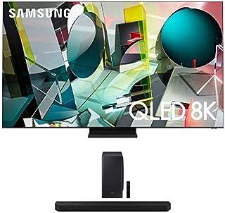 Samsung QN85Q900TS 8K Ultra High Definition Smart Quantum QLED TV with a Samsung HW-Q900T 7.1.2 Channel Soundbar with Dolb...