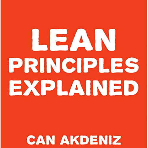 Lean Principles Explained audiobook cover art