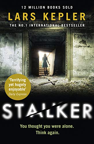 Stalker: Lars Kepler (Joona Linna)