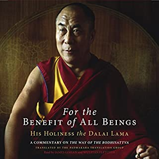 For the Benefit of All Beings cover art