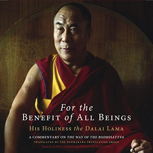 For the Benefit of All Beings audiobook cover art