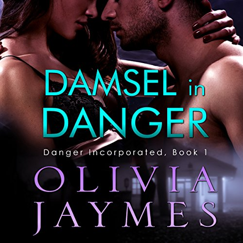 Damsel in Danger audiobook cover art