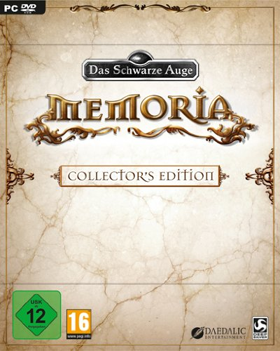 Das Schwarze Auge - Memoria Collector's Edition (exklusiv bei Amazon.de)