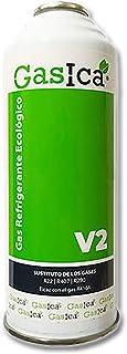 ESTANDARD Gas ECOLOGICO V2 255gr. SUSTITUTO R22,R407c EFICAZ