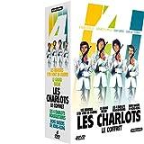 Coffret Les Charlots - Les bidasses s'en vont en guerre + Le grand bazar + Les 4 Charlots mousquetaires + Bons baisers de Honk Kong [Francia] [DVD]