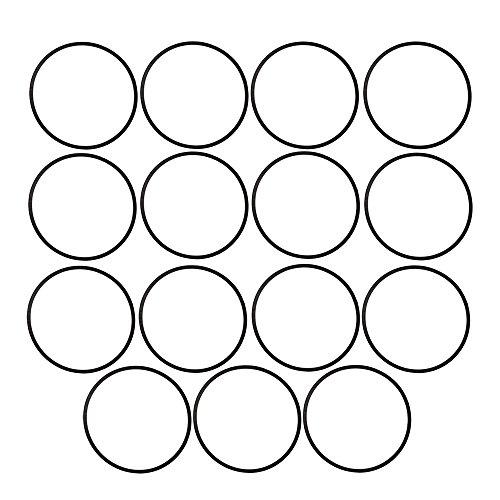 Panari (Pack of 15 Float Bowl Gasket for 693981 280492