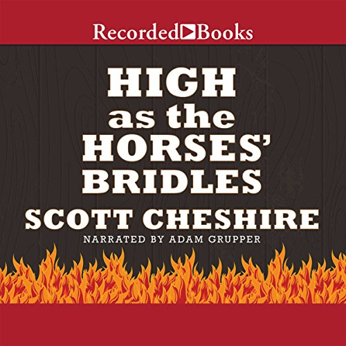 High as the Horses' Bridles audiobook cover art