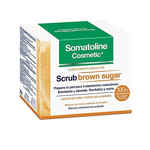 Somatoline Scrub Exfoliante Complemento Reductor Brown Sugar 350 Gr 350 ml