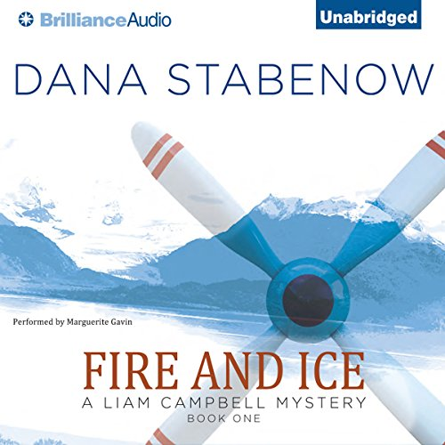 Fire and Ice: A Liam Campbell Mystery audiobook cover art