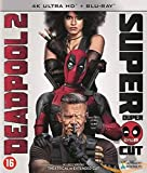 Deadpool 2 4K [2Blu-Ray] [Region Free] (Audio español. SubtĂtulos en español)